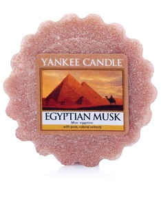Yankee Tarts/Wax Melts Egyptian Musk