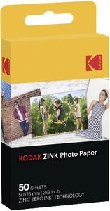 Kodak ZINK Photo Paper 50x76 mm [50 Sheets]