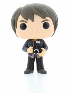 Funko Pop Stranger Things Jonathan with Camera Vinyl Figure