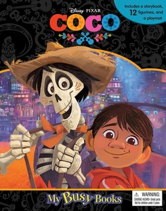Disney/Pixar Coco My Busy Book