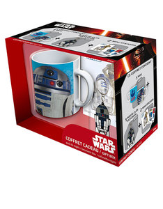 Abystyle Star Wars Pack R2-D2 [Mug + Keyring + Stickers]