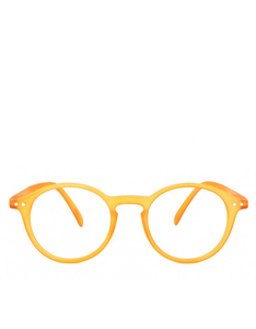 Letmesee D Yellow Crystal Soft +0.00 Reading Glasses