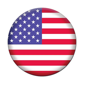 PopSockets American Flag Stand & Grip for Smartphones