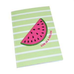 Happy Zoo Watermelon Notebook Perfect Bound