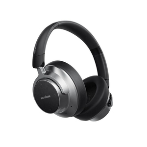 Anker Space Space Black/Grey Noise Cancelling On-Ear Headphones