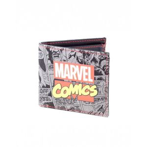 Marvel Comics Aop Men's Bifold Wallet