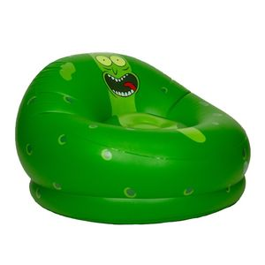 Rick & Morty Inflatable Chair Pickle Rick