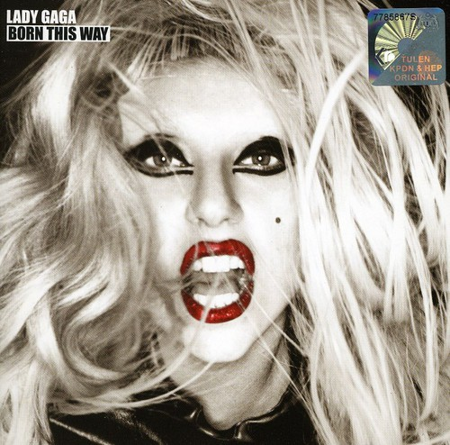 BORN THIS WAY: INT'L DELUXE EDITION (ARG)