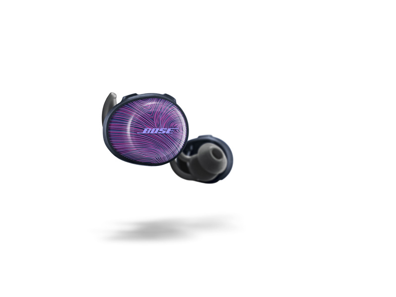 Bose Soundsport Free Wireless In-Ear Earphones Ultraviolet
