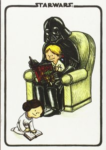 Darth Vader & Son Flexi Journal