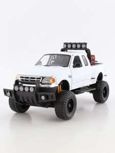 Motormax 1:24 Off Road 2001 Ford F-150 XLT Flareside Supercab Die-Cast Model