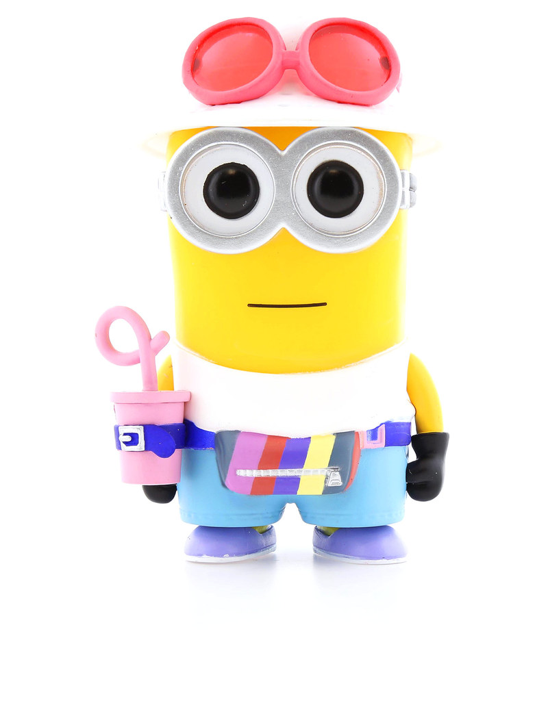 Funko Pop Despicable Me 3 Tourist Jerry Vinyl Figure Figures
