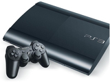 Ps3 Super Slim 12Gb 4303A +1 Game