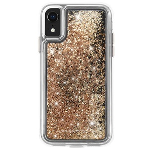 CASE-MATE WATERFALL CASE GOLD FOR IPHONE XR
