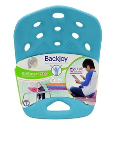 Backjoy Sitsmart Posture Plus Aqua/Dahlia Kids