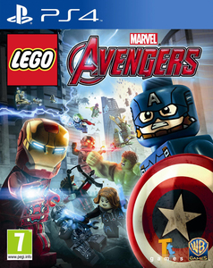 Lego: Marvel's Avengers - Arabic Edition - PS4