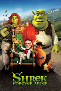 Shrek Forever After (3D Blu-Ray)