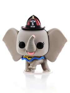 Funko Pop Dumbo Live Action Fireman Dumbo