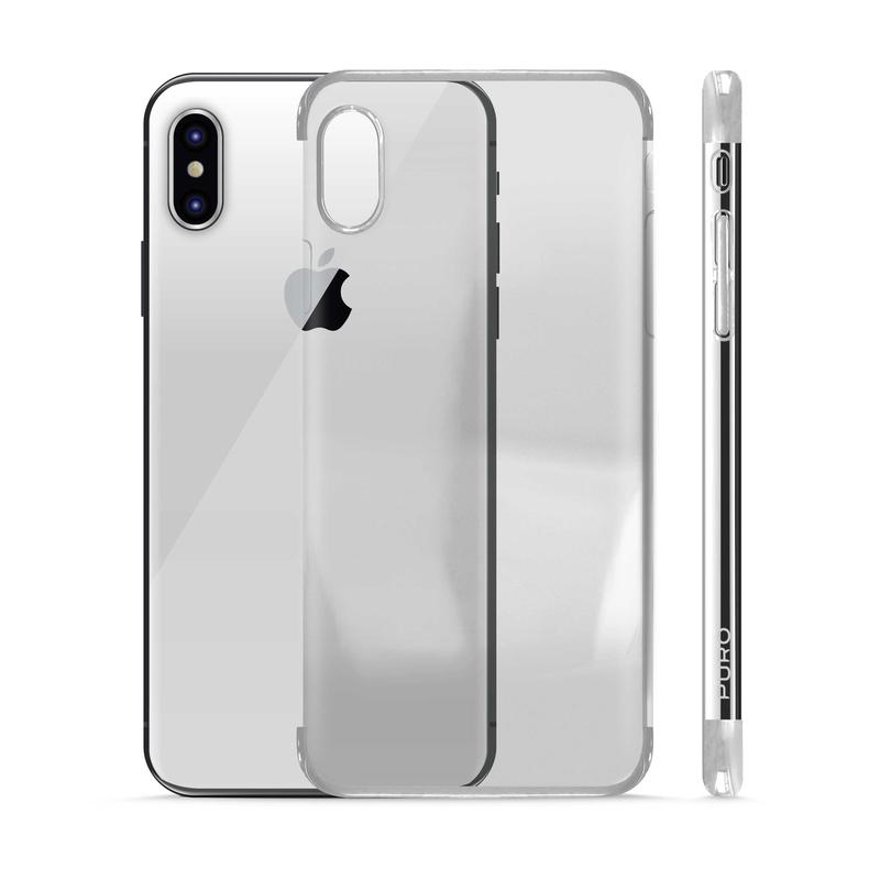 custodia iphone x puro 0.3