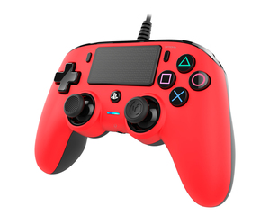 Nacon Red Controller for PS4