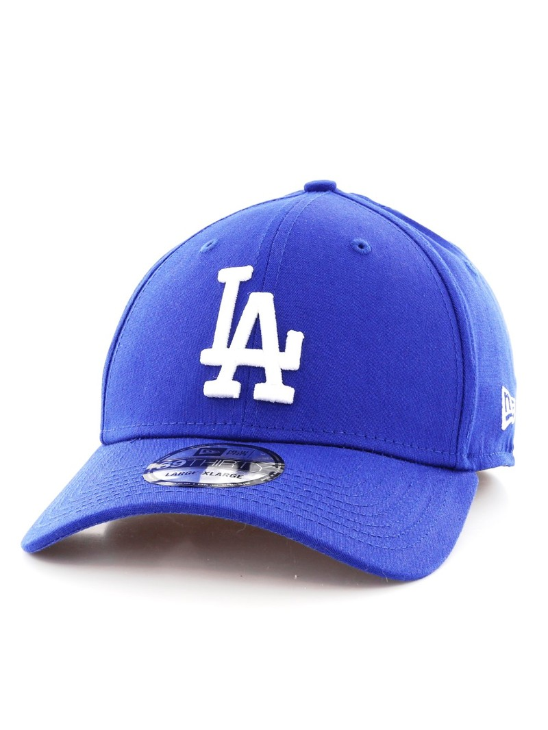 New Era League Essential LA Dodgers Light Royal Blue White Cap ... a356cd8280c
