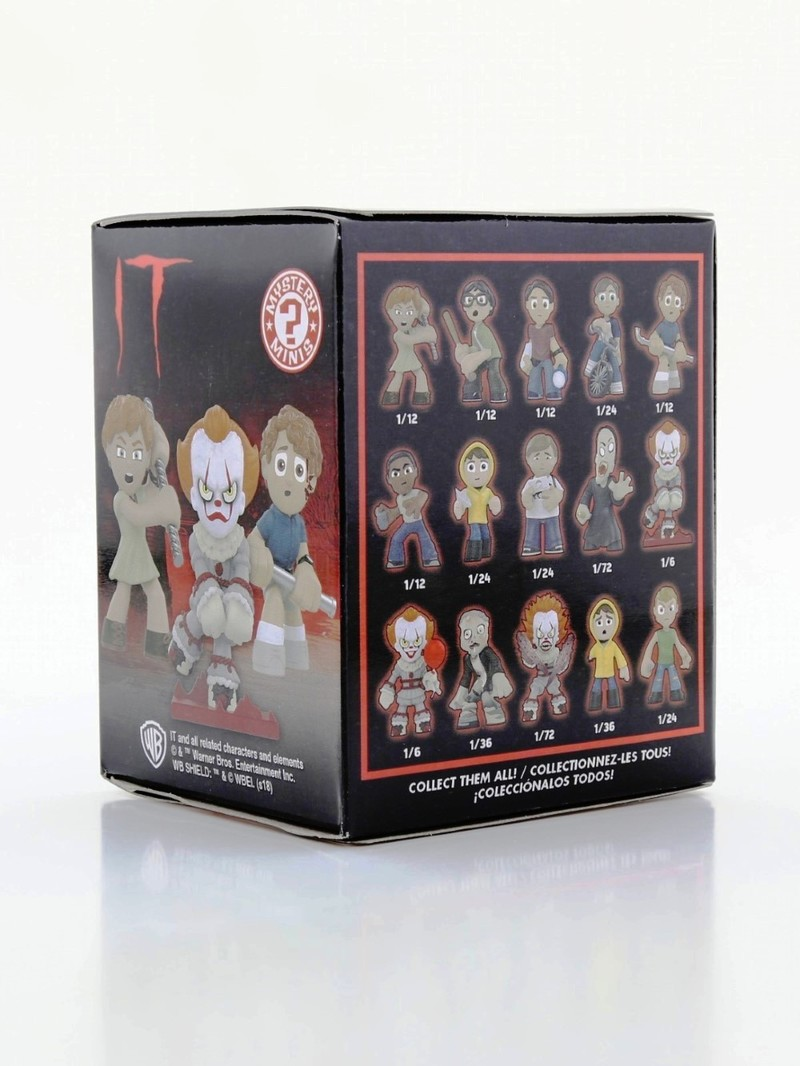 Funko Mystery Minis IT Movie
