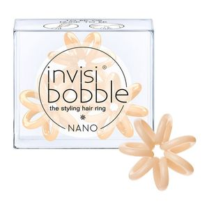 Invisibobble Hair Tie Nano To Be Or Nude To Be
