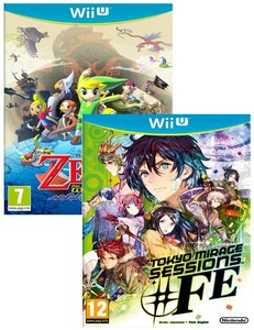 The Legend of Zelda: The Wind Waker HD + Tokyo Mirage [Bundle]
