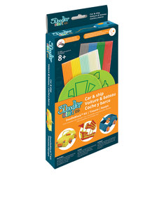 3Doodler Start DoodleBlock Car & Ship