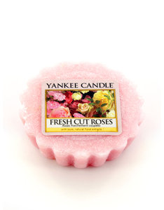 Yankee Candle Tarts Wax Melts Fresh Cut Roses