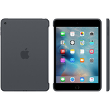 Apple Silicone Case Charcoal Grey iPad Mini 4