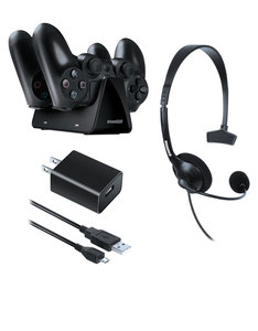 Dreamgear Gamer's Kit for PlayStation 4