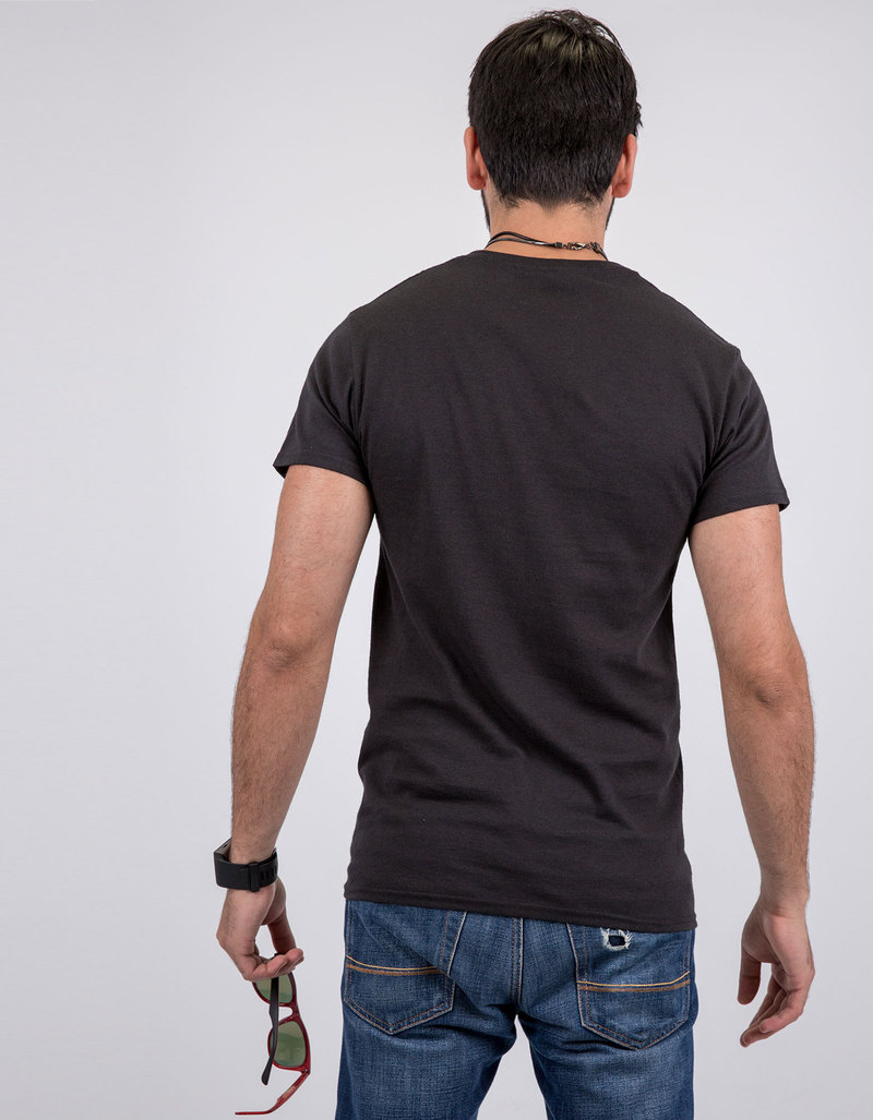 Black t shirt man - Marvel Daredevil Dare To Scape Black T Shirt