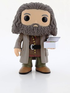 Funko Pop Harry Potter Hagrid with Cake Vinyl Figure