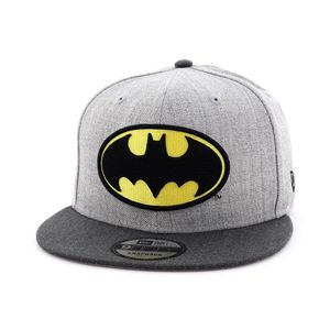 New Era Batman Men's Cap Grey