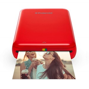 Polaroid ZIP Mobile Photo Printer Red