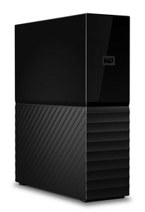 WESTERN DIGITAL MY BOOK 8TB BLACK EXTERNAL HARD DRIVE