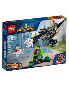 Lego Superman & Krypto Team Up 76096