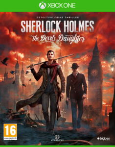 Sherlock Holmes: The Devil's Daughter [Pre-owned]