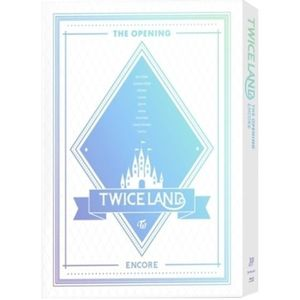 Twiceland The Opening Encore Blu-Ray