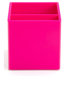Poppin Inc Pen Cup Pink
