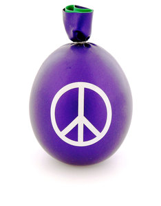 Toysmith Peace Isoflex Stress Ball