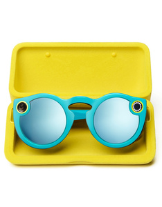 Snapchat Spectacles Blue