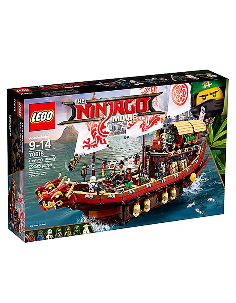 lego ninjago movie destinys bounty 70618 - Jeux De Lego Ninjago Spinjitzu