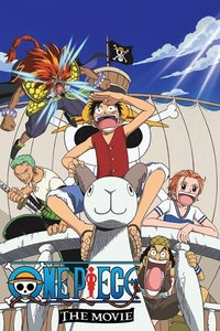 One Piece The Movie: Strong World [Blu-Ray + DVD]