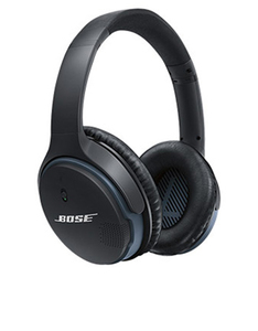 Bose Soundlink Black Bluetooth Around-Ear Headphones