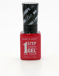 Wet N Wild Gel Nail Color It's Sher Bert Day