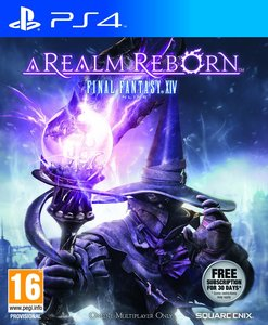 Final Fantasy XIV: Online - A Realm Reborn [Pre-owned]