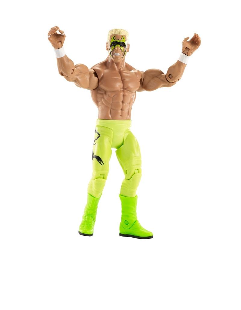 Men Toys Grown Ups : Mattel wwe sting basic inch action figure figures