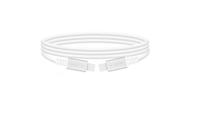 Moshi USB-C Charge Cable White 2m